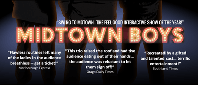 The Midtown Boys - Swing to Motown