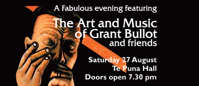 Concerbition - The Art and Music of Grant Bullot