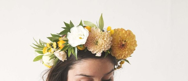 Collected Workshop - Floral Crowns by Floral Stylist