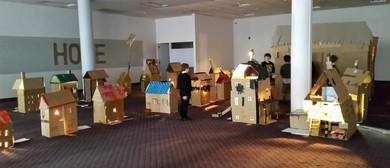 Open for Viewing - The Wonderful World of Cardboard-Home