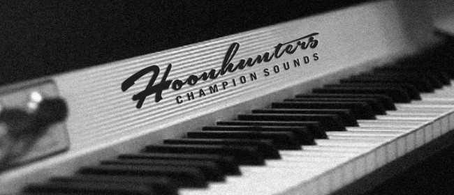 Hoonhunters - Illicit Funk and Fusion Grooves