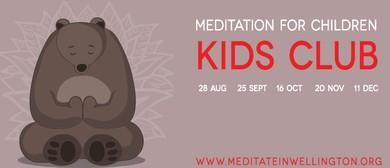 Kids Club - Meditation for Children