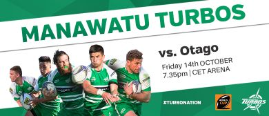Manawatu Turbos vs Otago