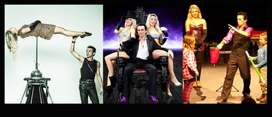 Andre Vegas Illusion Spectacular Family Show: CANCELLED