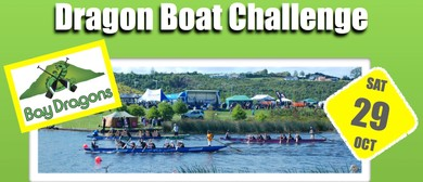 Race At the Lakes - Dragon Boat Challenge