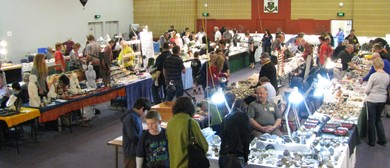 National Gem, Crystal and Fossil Show