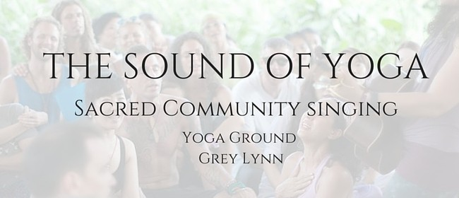 The Sound of Yoga