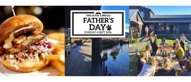Celebrate Father's Day 2016