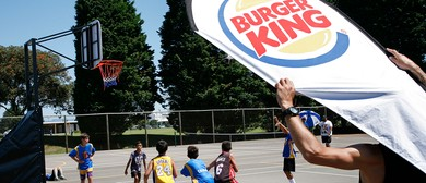 Burger King 3x3 Quest Tour 201617