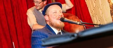 Ponsonby Rd Jazz Club - Ben Wilcock (Piano - Vocals)
