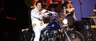 Brendon Chase As Elvis Presley