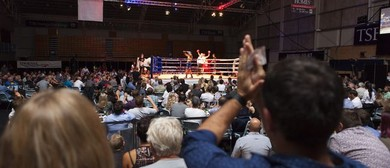 Taranaki Explosion Fight Night