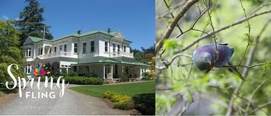 Gwavas Garden, House & Puahanui Bush Tour: SOLD OUT