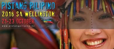 Pistang Pilipino 2016 Sa Wellington - Philippine Festival