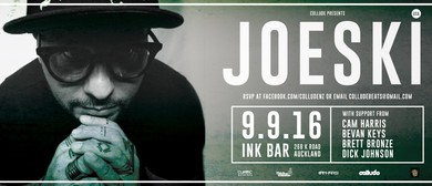 Joeski (USA) - Dick Johnson, Bevan Keys & Collude DJs