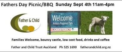 Fathers Day Picnic and BBQ