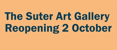 The Suter Art Gallery Reopening Day