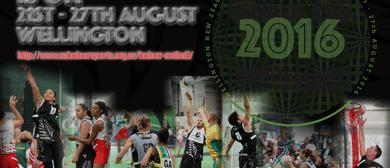 2016 WINA Indoor Netball World Cup