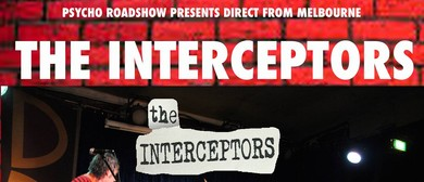 The Interceptors, Thee Rum Coves, Swampland & Durty Murdur