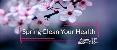 Spring Clean Your Health