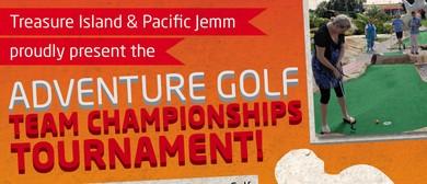 Adventure Golf Team Championships Tournament