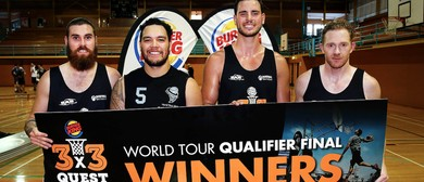 Burger King 3x3 Quest Tour 2016-17