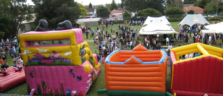 Cornwall Park School Fair