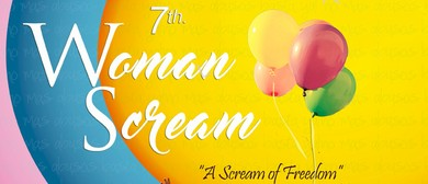 Worldwide Call for Woman Scream 2017