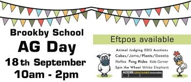 Brookby School Ag Day