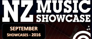 NZ Music September Showcases 2016