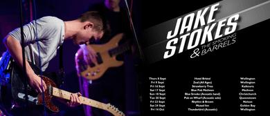 Jake Stokes & The Smoking Barrels - EP Launch