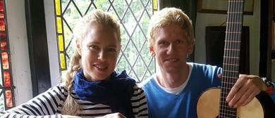 Jane Curry and Marek Pasieczny