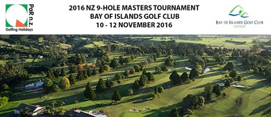2016 NZ 9-Hole Masters Tournament