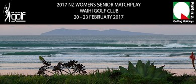 2017 NZ Golf Women's Senior Matchplay