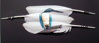 Manu Tukituku - Decorative Birds - Beth Te Aroha McGill