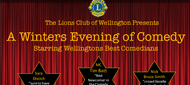 The Lions Club Comedy Night
