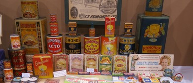 Vintage & Collectables Show With Sales and Displays