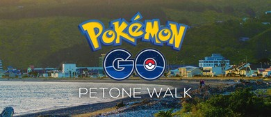 Pokemon Go Walk Petone