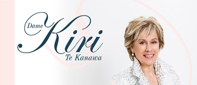 Dame Kiri Te Kanawa in Recital with Terence Dennis