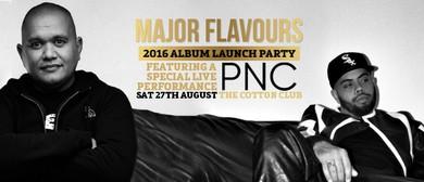 Major Flavours 2016 Album Launch Party