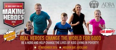 ADRA Charity Run - Making Heroes