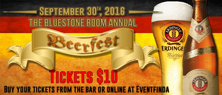 The Bluestone Room Annual Beerfest 2016