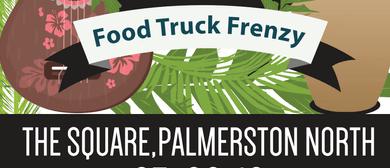 Thursday Night Street Feast - Food Truck Frenzy