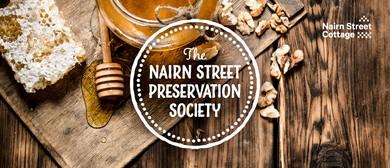 Nairn Street Preservation Society: Urban Beekeeping