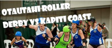 Otautahi Roller Derby vs Kapiti Coast Derby Collective