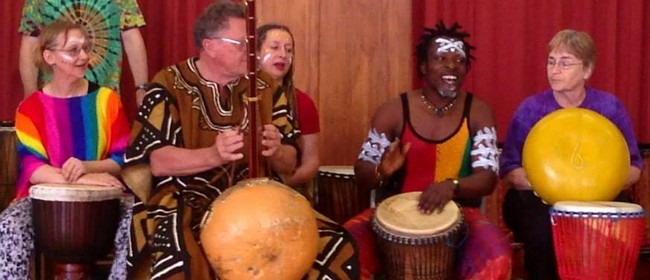 Inspired African Drumming Classes