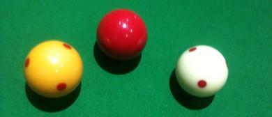 Bay of Plenty Open Billiards
