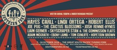 Southern Fork Americana Fest: Robert Ellis & Joe Pug