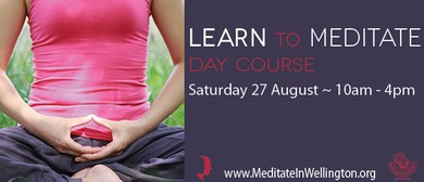 Learn to Meditate Day Course