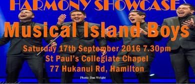 Harmony Showcase With Musical Island Boys